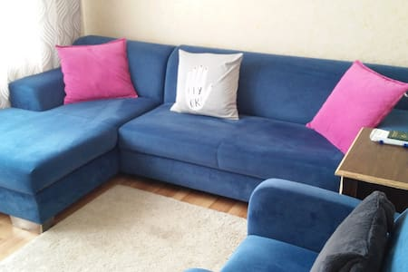 Shared cosy flat wifi+breakfast - Bakırköy - Bed & Breakfast