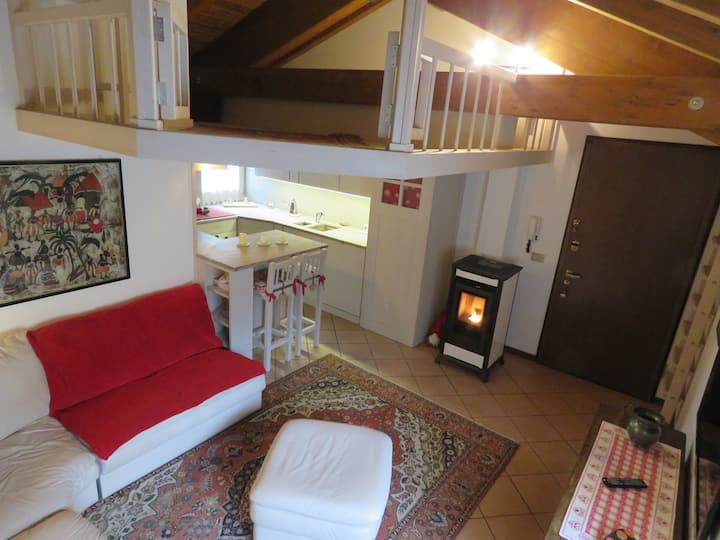 Apartment Bernina Express