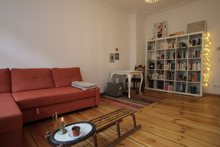 "Cosy flat with SOUL in the ""Richardkietz"""