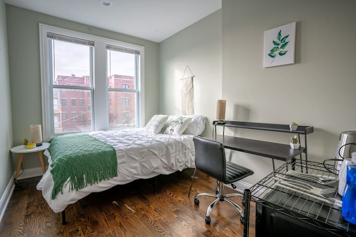 Newly Renovated Suite with Large Backyard!