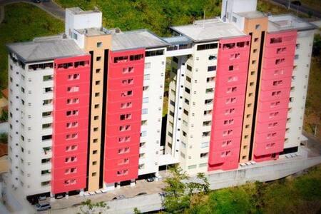 Di Roma do Rio Quente Resorths - Rio quente  - Apartamento