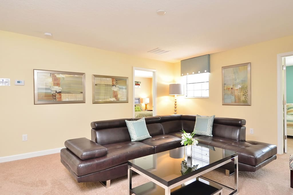 2nd Family Room on 2nd Floor