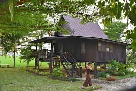 Baan Tung Boon Lom Traditional Thai Homestay #1 - Tambon Mueang Kaeo - Casa