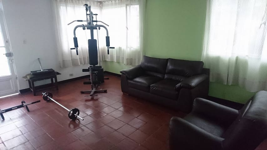 Apartment in San Pablo Zipaquirá - Zipaquirá - Apartamento