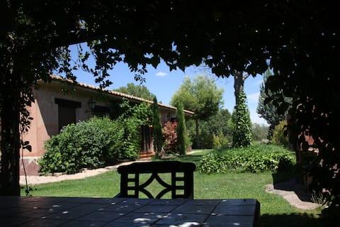 """Casa rural """"El Pitañar"""" Teruel capital"""
