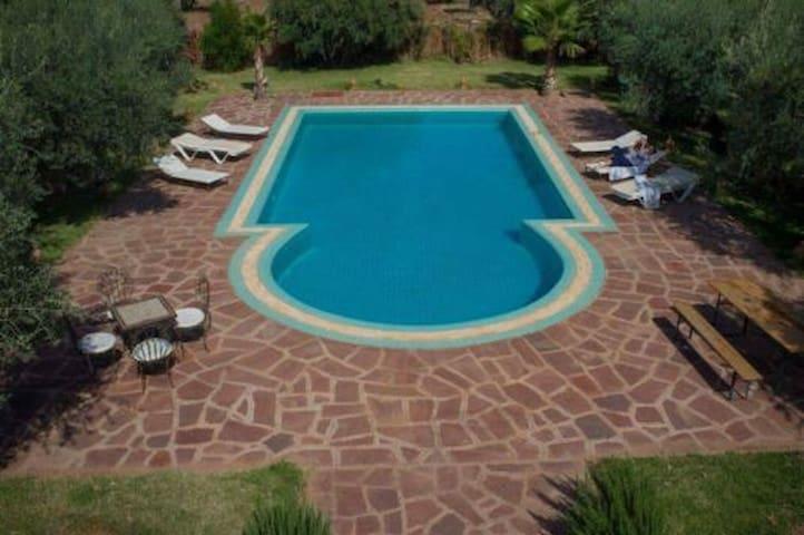 Villa Riad Sidi  Hicham - Marrakesh - Villa