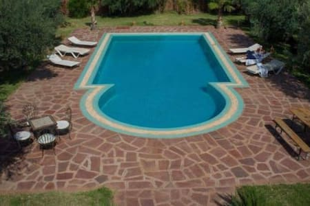 Villa Riad Sidi  Hicham - Marrakesch