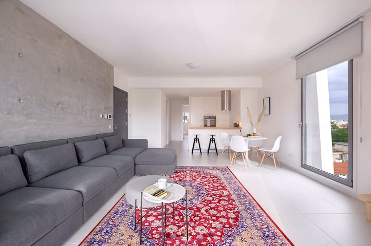 Nicosia City Central Luxury Apartment