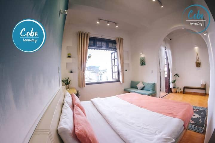 Cobe Homestay 1 - Blue Sky Room