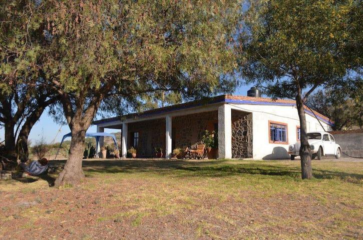 Habitaciones cómodas cerca de Teotihuacán - San Juan Teotihuacan de Arista - Bed & Breakfast