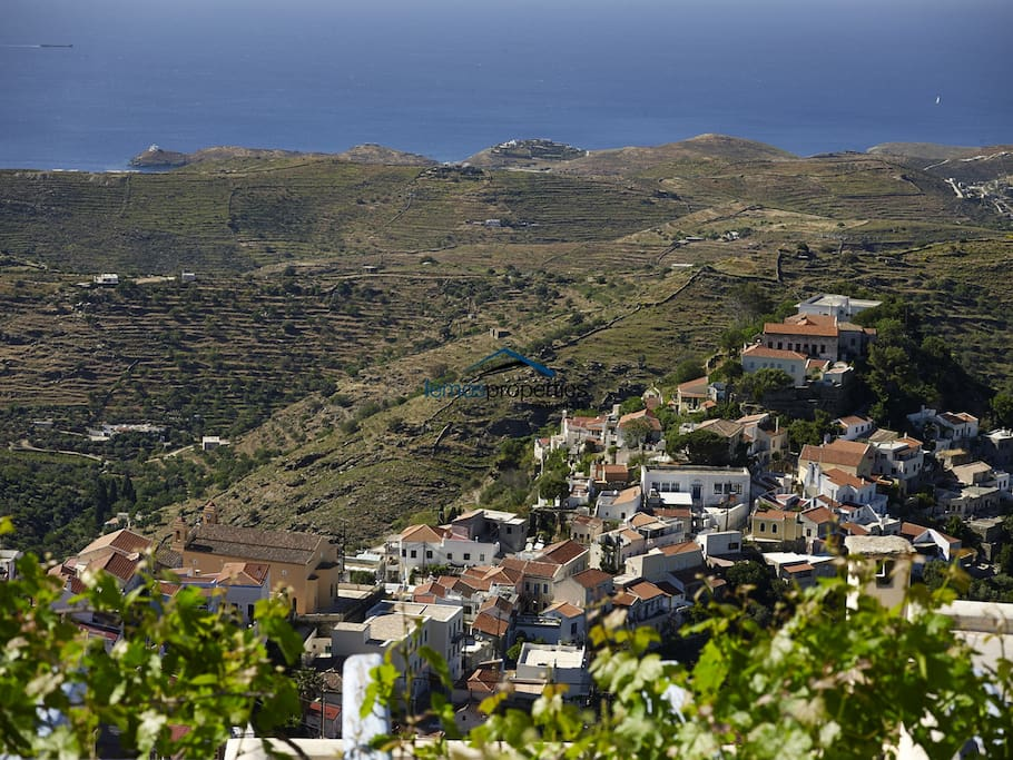 The town of Ioulis