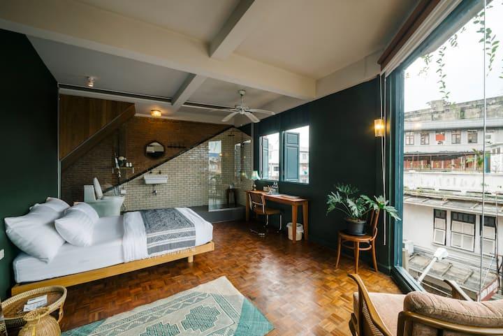 Ba hao Residence x MAITRI CHIT ROOM
