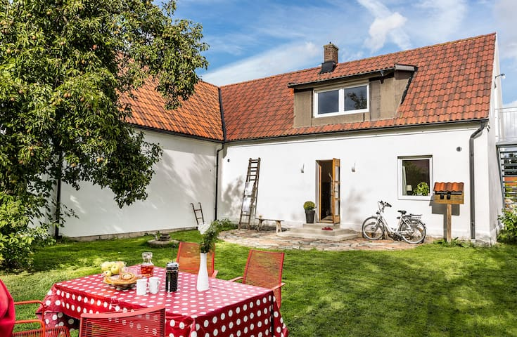 Trädgårdshuset i Sankt Olof, Österlen - Simrishamn V - Casa