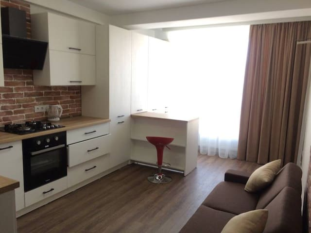 New apartment in a very good area!