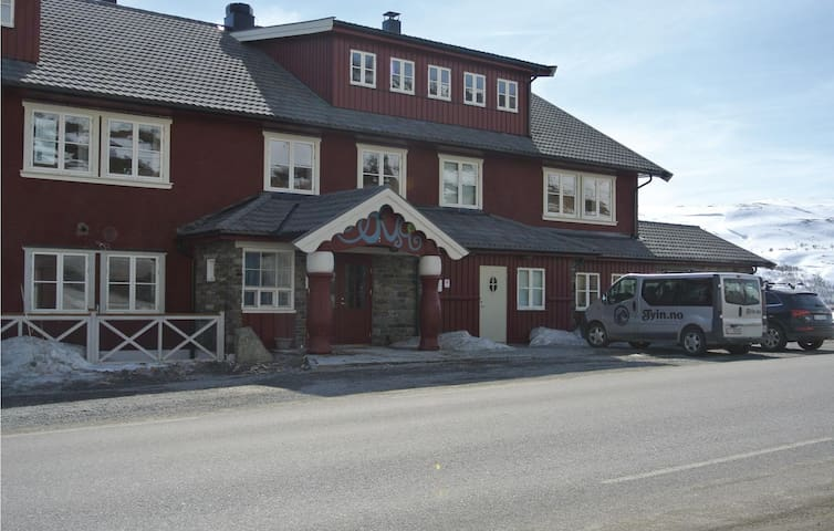 Holiday apartment with 2 bedrooms on 58m² in Tyinkrysset
