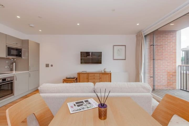 Luxury living right at the very centre of Oxford!