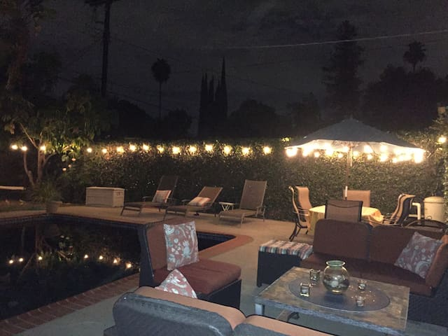 Enjoy a little slice of paradise! - Los Angeles - Maison