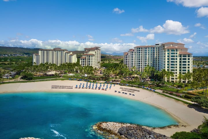 Lux Villa at Marriott Ko Olina Beach Resort
