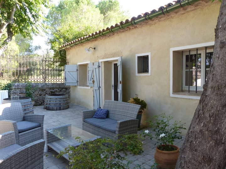 Pignan: Charming house in the heart of nature