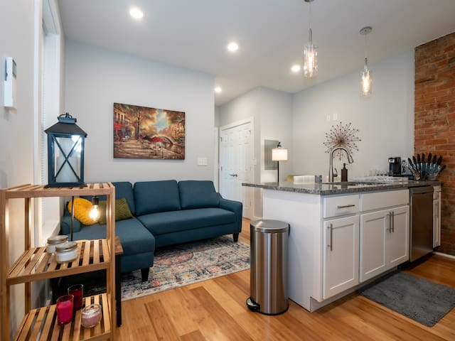 Stunning Condo in the Heart of Downtown OTR
