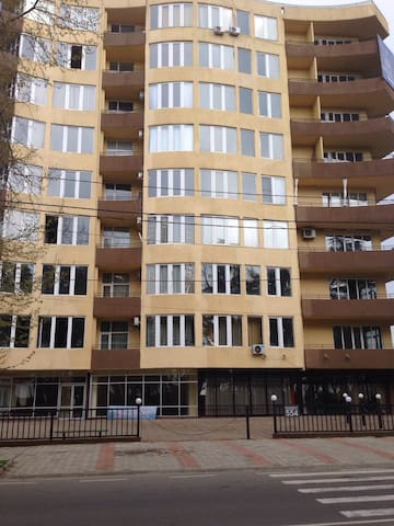 Georgia Kobuleti rent flat - Kobuleti - Huoneisto