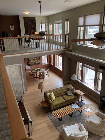 Beautiful Loft In North Adams Home of Mass MOCA