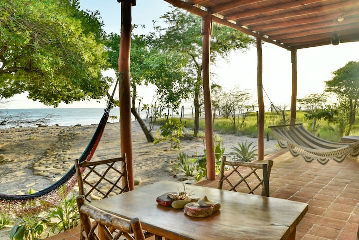 Alma Libre de las Olas. Playa Santana - OCEANFRONT