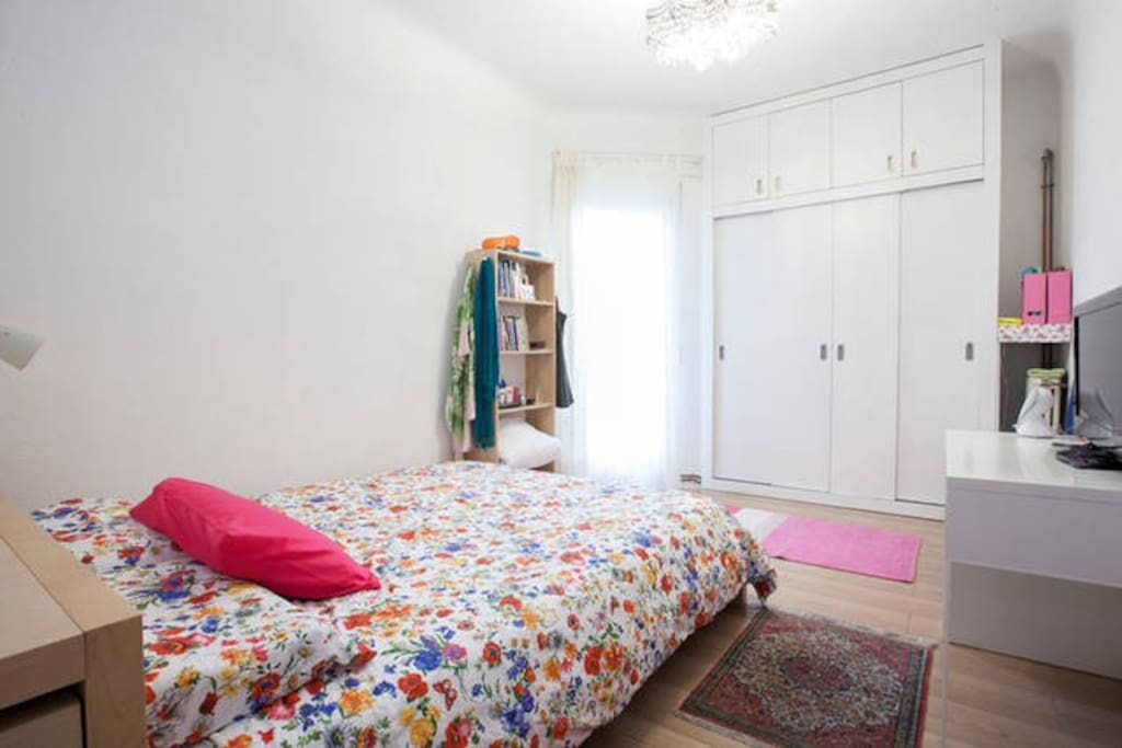 Doble room. Beauty and comfortable