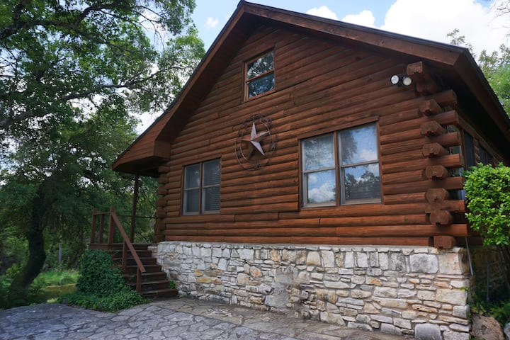 Clearwater Log Home
