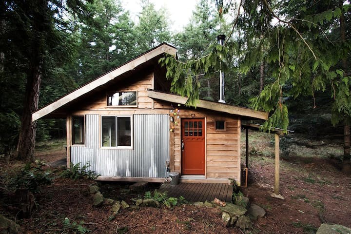 Perfect Meadow Cabin