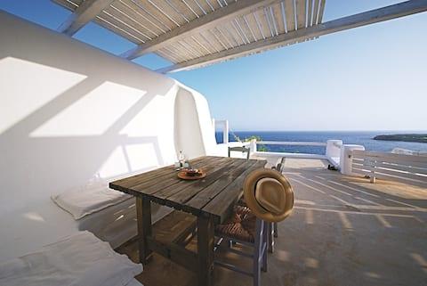 Studio 3 - Sea View and Pool