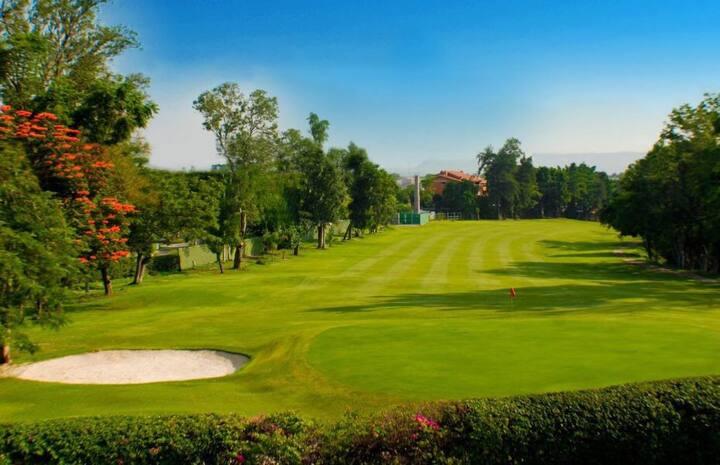 Bonita casa en Club de Golf Santa Fe