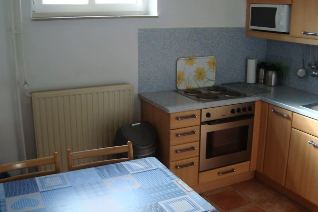 Keuken Woning 3