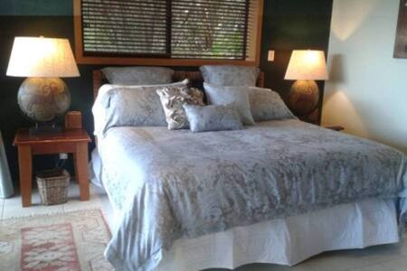 Garden Suite - Titore Lodge - Russell