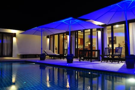 Privat luxury 2 bed sea view villa - Ko Samui / Bophut - House