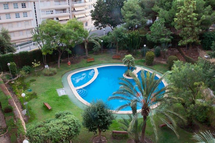 Llevant - apartment in La Vila Joiosa - La Vila Joiosa/Villajoyosa - Huis