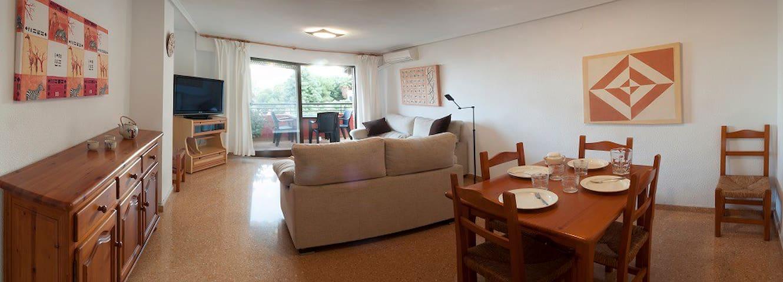 Llevant - apartment in La Vila Joiosa - La Vila Joiosa/Villajoyosa - Hus