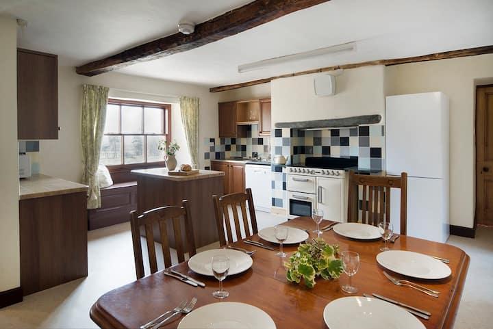 Spacious Lake District house