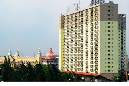2 BR Apt CityCentre (Pool View) / M - Bekasi