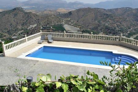 Beautiful Villa With Amazing Views - Comares