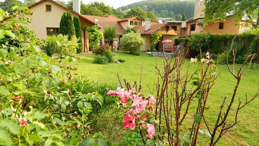Lovely Villa 1  in  Charming  Spa Town