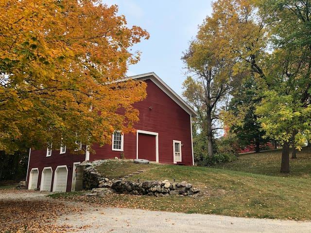 Antique Barn Apartment