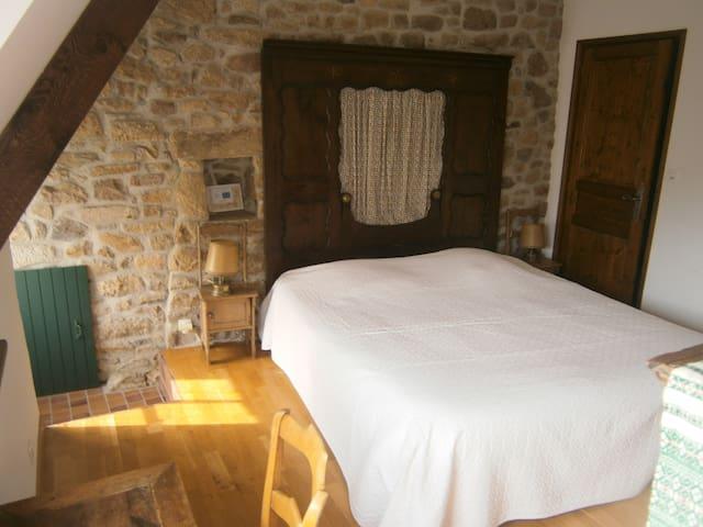 Chambre Mélusine - Ploemel - Bed & Breakfast
