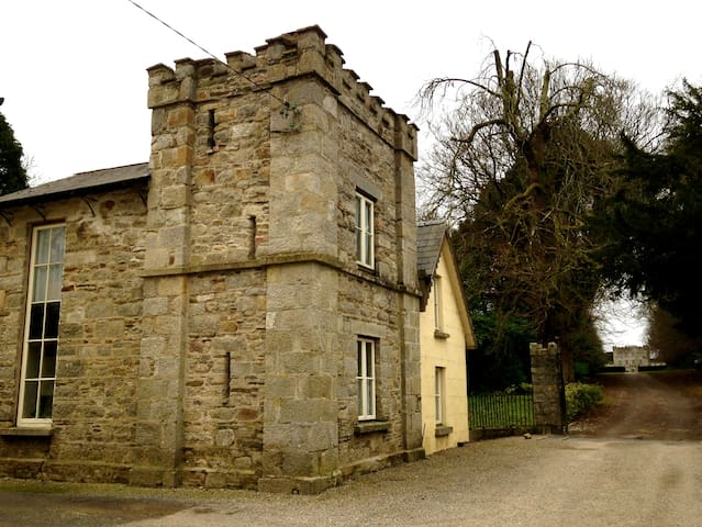 Gate Lodge to Huntington Castle - Clonegal - Haus