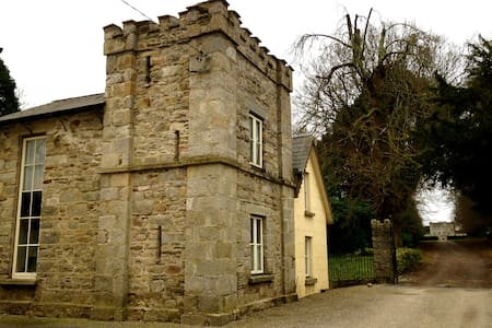 Gate Lodge to Huntington Castle - Clonegal - Hus