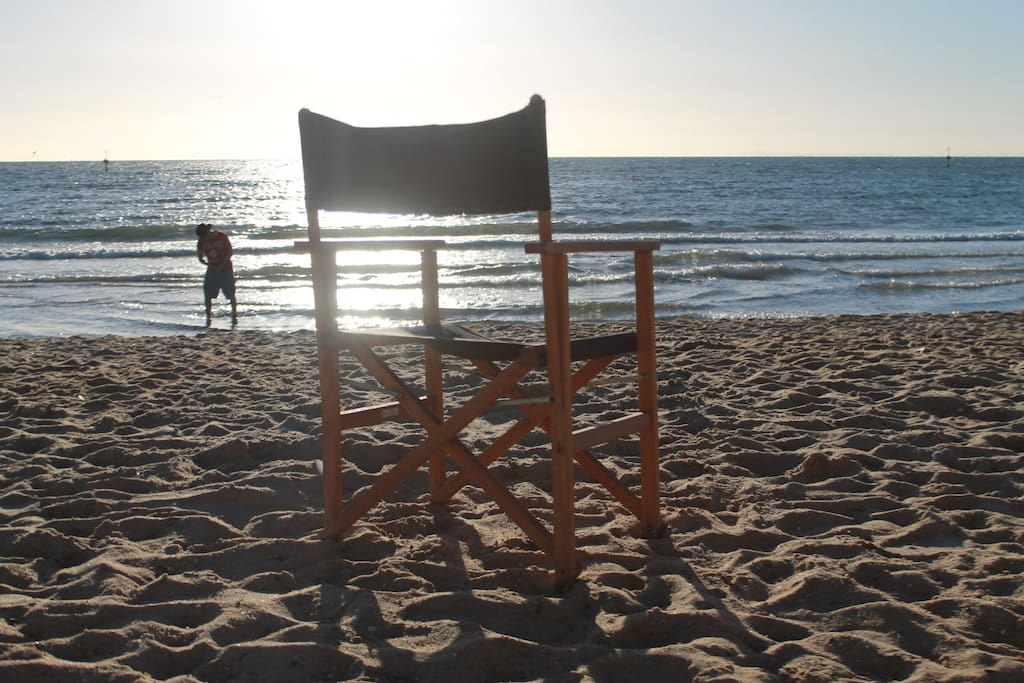 You could be sitting in this deckchair...