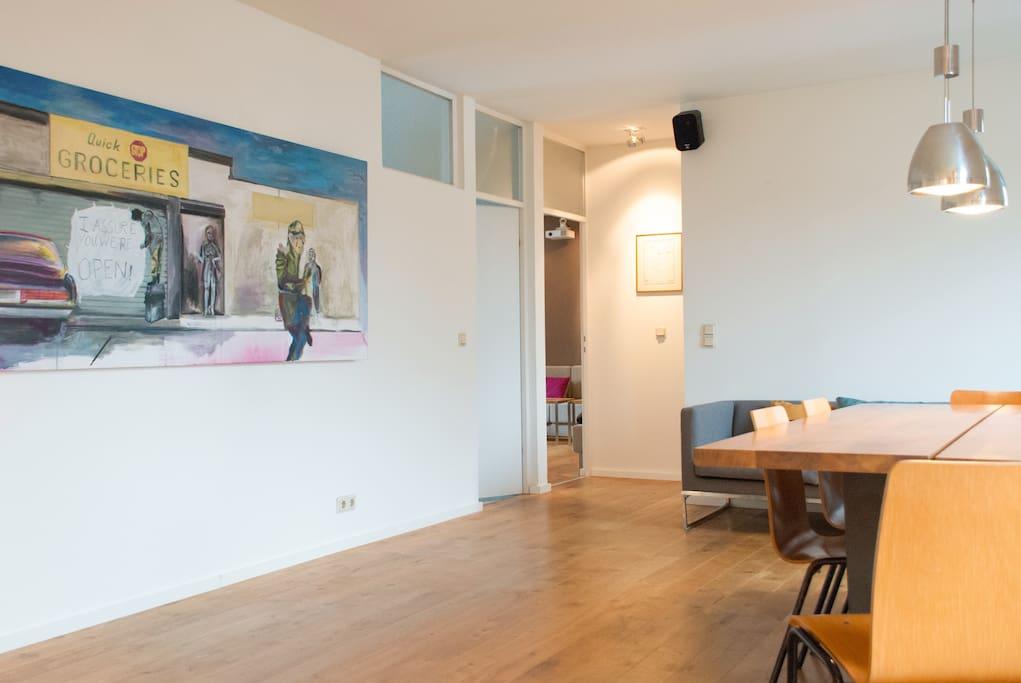 toller 90qm loft zentral parkplatz wohnungen zur miete in k ln nordrhein westfalen deutschland. Black Bedroom Furniture Sets. Home Design Ideas