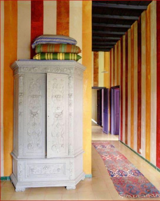 Casa Portale interno