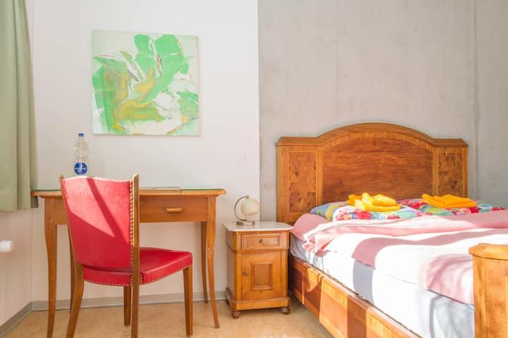 Zimmer mit Aussicht im 991 -billig auf den Säntis*