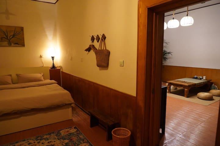 一室一厅概图